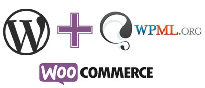 WP WPML WooCommerce Multilingual plugin