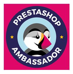 Jruizcantero es PrestaShop Ambassador en Málaga